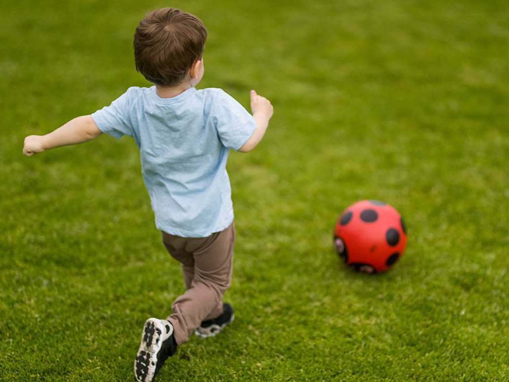What are some of the events children get involved in recreation?